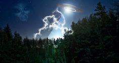 Extraños mensajes recibidos  en la Tierra podrían ser causados por la «fuga» de una enorme nave espacial de luz solar, dice el Profesor ...
