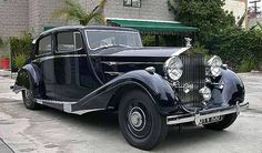 1937 Enclosed Sports Limousine by Hooper (chassis 3BT85)
