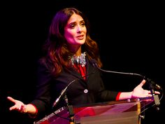 Infinity House: Salma Hayek Hosts Special Screening of 'The Prophet' At WOW Conference