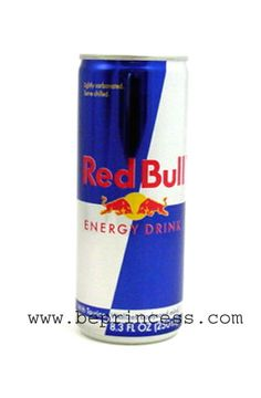 Red Bull 8.3 oz Cans