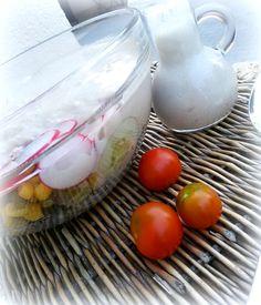Simi´s Sattmacher- Rezepte und mehr.....: Schichtsalat mit Thunfischdressing