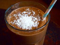 Chocolate Power Protein Smoothie