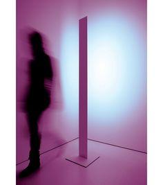 inspire paper column floor lamp - purple fizz | stuff to buy