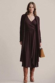 Shop All Women's Clothing Longline Cardigan, Cardigan Outfits, Long Boots, Long A Line, Knitwear, Jumper, That Look, Teal, High Neck Dress