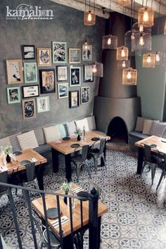 small cozy warn and moody interior design for coffee shop rh pinterest com