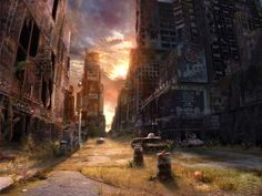 Life after the end of the world