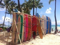 @StudentUniverse #neverhaveiever SURF'S UP!!!! Would try it out for the first time in Hawaii <3 City of Honolulu in Hawaii
