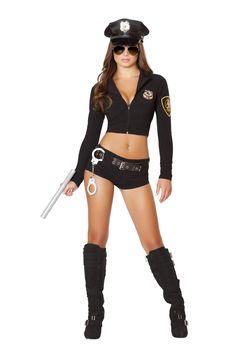7PC Officer Hottie