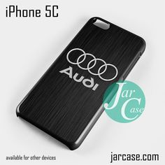 Audi YD Phone case for iPhone 5C and other iPhone devices