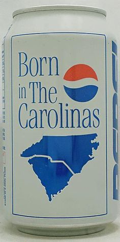 PEPSI WAS STARTED IN NEW BERN, NORTH CAROLINA BY A PHARMACIST.  THE REST IS HISTORY.  ONE CAN VISIT THAT PHARMACY IN LOVELY DOWNTOWN NEW BERN, N.C. ❤️