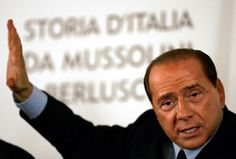 Berlusconi Mussolini