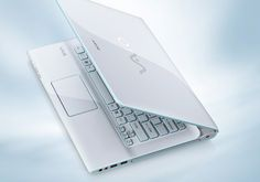 The VAIO E - It's wrap design makes it easy to grab and go.