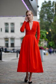London – Portia Freeman.#Fashion, #FW16, #LFW, #London, #Moda, #Mode, #ModelOffDuty, #PortiaFreeman, #SS17, #Street, #StreetStyle, #Style, #Woman, #Women Photo © Wayne Tippetts