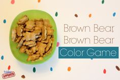 Toddler Approved!: Brown Bear Brown Bear Color Game for Preschoolers