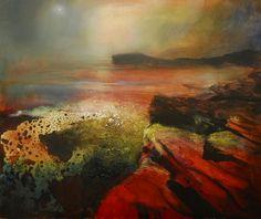 Beth Robertson Fiddes - Oldshoremore Last Light