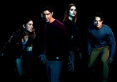 New Teen Wolf promotional picture.