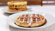 Classic Restaurant Style Belgian Waffles : 9 Steps (with Pictures) - Instructables Best Belgian Waffle Recipe, Belgian Waffle Iron, Breakfast Pancakes, Pancakes And Waffles, Breakfast Recipes, Waffle Recipes, Gourmet Recipes, Crepes, How To Make Pancakes