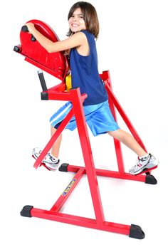 Exercise equipment specifically designed for children can help instill these healthier habits, and aid in teaching children how much fun exercise can be. Commercial Fitness Equipment, No Equipment Workout, Kids Electric Guitar, Disney Frozen Birthday, Workout Machines, Exercise Machine, Exercise For Kids, Teaching Kids, A Team