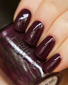 """OPI Nordic Collection (release Fall/Winter 2014) - """"SKATING ON THIN ICE-LAND"""""""
