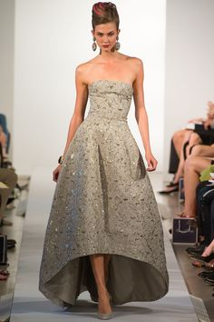 New York Fashion Week Spring 2013 RTW: Oscar De La Renta | I Should Have Been A Blogger