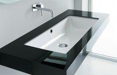 Kerasan Slim umywalka podblatowa 55x34 cm 0229 wyposażenie łazienek www.kaczucha.pl