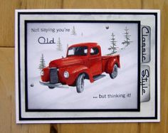 You're Not Old by stiz2003 - Cards and Paper Crafts at Splitcoaststampers