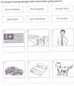 KSSR Bahasa Malaysia Tahun 1: November 2011 Malay Language, Activities For Kids, Homeschool, Templates, Education, November, Schedule, School Kids, Worksheets