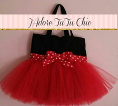 Check out this item in my Etsy shop https://www.etsy.com/ca/listing/253449867/minnie-mouse-tutu-bag-minnie-mouse