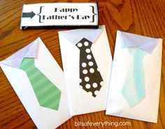 Quick Father's Day Idea #Fathers blog.bitsofeverything.com