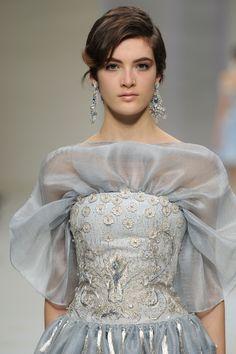 Mode Couture Bleu Femme Mode Gris Haute RHRwpO