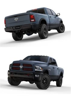 """Dodge Ram 1500 – """"Man of Steel"""" Edition. Love the color!!! Could do without the superman"""