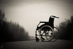 Free Photo: Wheelchair, Lonely, Physical - Free Image on Pixabay - 567809