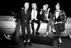 No Doubt, 2012. So much love.