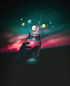 Everything is better in a Mason Jar Made with using by noitulove_ + risalakba Screen Wallpaper, Nature Wallpaper, Galaxy Wallpaper, Wallpaper Backgrounds, Creative Photography, Amazing Photography, Nature Photography, Photography Classes, Wedding Photography