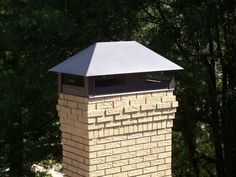 Advanced Chimney Sweeps can fabricate and install a custom chimney cap or shroud for your chimney. Our custom chimney covers can be made to match the look and style of your home from heavy sheet me…