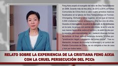 Testimony of Experiences of the CCP's Brutal Persecution Given by Christian Li Chuansong Her faith in the Lord Jesus began in and she accepted the kingdom Human Rights Charter, Human Rights List, China Human Rights, Violation Of Human Rights, Christian Videos, Christian Movies, Christianity In China, Persecuted Church, Right To Education
