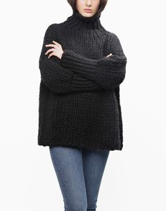 Sonic Sweater | Knit it or Buy it | woolandthegang.com