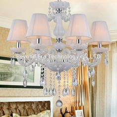 134.96$  Buy here - http://ali2kg.worldwells.pw/go.php?t=32335970341 - 5/6/8/10/12 arms crystal Pedant lamp candle E14 light crystal Chandeliers Deluxe Chandelier Amber vintage crystal chandelier 134.96$