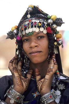 Africa | Berber Flamboyance.  Southern Morocco | © Massimo Pacifico