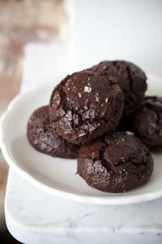 Chocolate Truffle Cookie - Ovenly Bakery, Greenpoint.Brooklyn