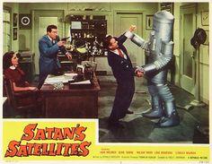 Satan's Satellites, aka Zombies of the Stratosphere (1952)