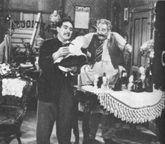 """Life with Luigi.  The misadventures of Italian immigrant, Luigi, who runs an antique store, and his best friend, Pasquale (played by Alan Reed, most famous as the voice of Fred Flintstone).  Today, the accents may be considered politically incorrect, but the characters are sweet and generally include a """"lesson"""" for Luigi about American life."""