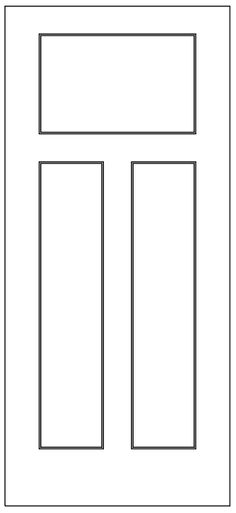 Line Drawing Door : Images about craftsman interior door on pinterest