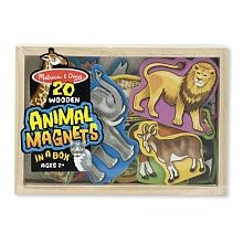 Melissa & Doug - Wooden Animal Magnets $15