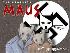 No es fácil la vida para los ratones cuando el poder está en manos de los gatos. Es la única novela gráfica  que ha ganado el prestigioso premio Pulitzer. Los gatos prohíben existir a los ratones, que sufrirán un genocidio programado. El narrador es un superviviente del holocausto judío que le cuenta a su hijo su terrible experiencia de juventud . Una fábula.