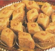 750 grammes vous propose cette recette de cuisine : Baklawa Tunisienne. Recette notée 3.8/5 par 122 votants et 2 commentaires.
