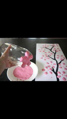 Fun painting idea so cool