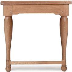Willis and Gambier Gloucester Oak Lamp Table #Oaktable #Lamptable