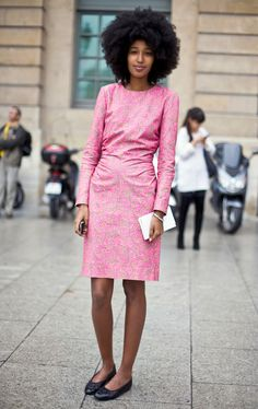look by Julia Sarr-Jamois