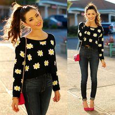 93630efba5147 Shop Priceless Daisy Sweater